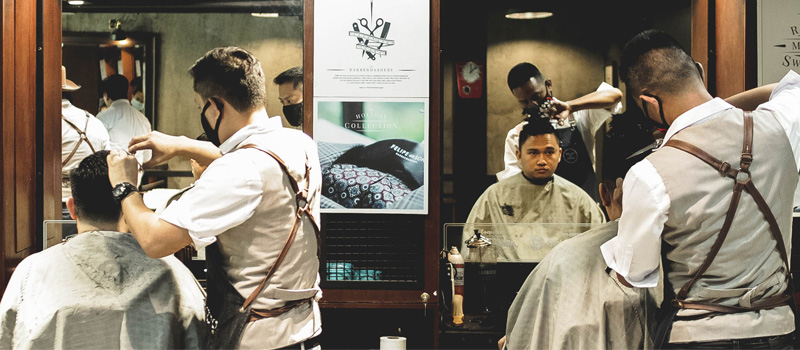 5% off on barbershop services - Felipe and Sons