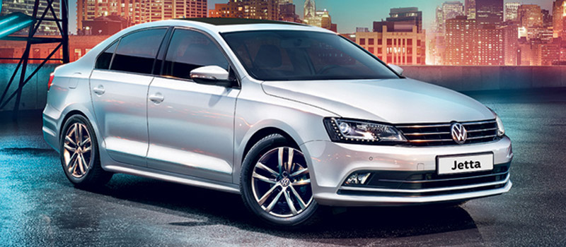 Exclusive rates on a VW Jetta - Volkswagen Exclusives