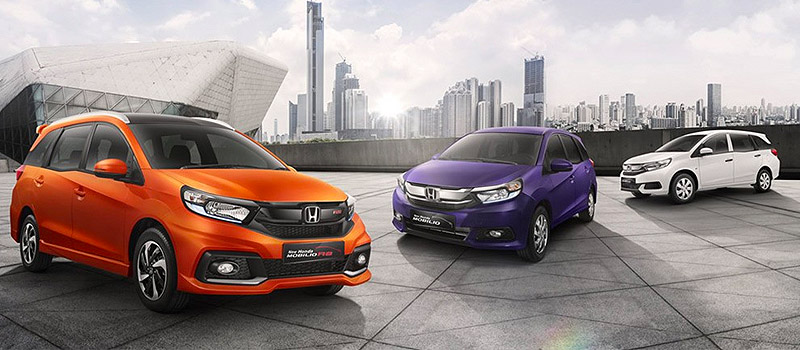Php 5,000 off<br> for Honda Mobilio - Honda Exclusives