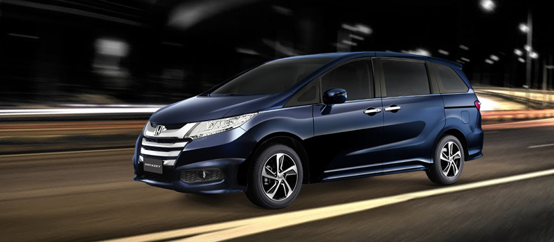 Php 5,000 off<br> for Honda Odyssey - Honda Exclusives
