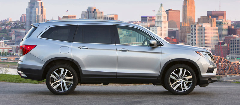Php 5,000 off<br> for Honda Pilot - Honda Exclusives