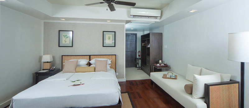 Php 29,800<br> for a Forest Suite - Lagen Island