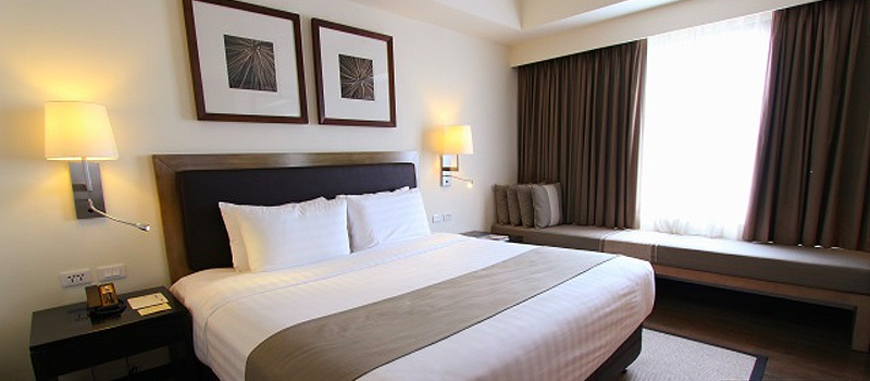 Php 4,500<br> for a Deluxe Room - Seda Nuvali