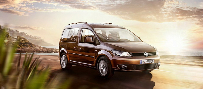 Exclusive rates on a VW Caddy - Volkswagen Exclusives